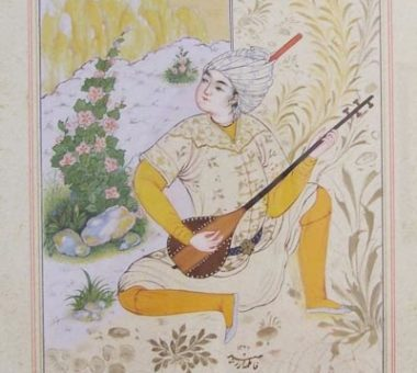 موسیقی دوره ساسانیان