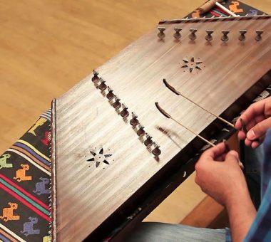 آموزش سنتور در آموزشگاه موسیقی همراز